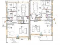 Přízemí domu (Prodej domu v osobním vlastnictví 216 m², Dlouhá Lhota)