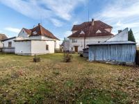 Prostorná zahrada domu (Prodej domu v osobním vlastnictví 180 m², Mirovice)
