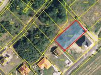 Prodej pozemku 1301 m², Pyšely
