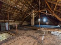 Prostorná půda, podkroví (Prodej domu v osobním vlastnictví 78 m², Jablonná)