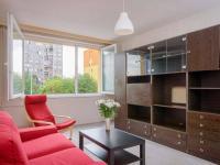 Obývací pokoj (Prodej bytu 3+kk v osobním vlastnictví 69 m², Praha 6 - Řepy)