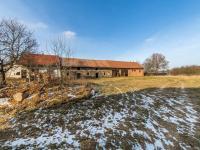 Zahrada 3 821 m2 - Prodej zemědělského objektu 1863 m², Jablonná