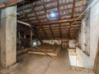 Půda domu - Prodej zemědělského objektu 1863 m², Jablonná