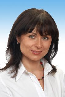 Fotografie makléře Marie Houdková