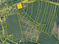 Prodej pozemku 829 m², Radimovice u Želče