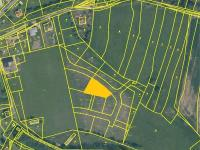 Prodej pozemku 969 m², Radimovice u Želče