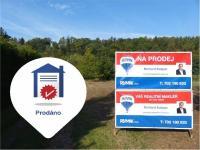 Prodej pozemku 1705 m², Sezimovo Ústí