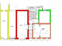 Pronájem obchodních prostor 46 m², Tábor
