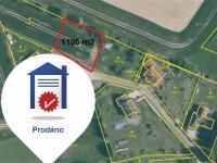 Prodej pozemku 1100 m², Deštná