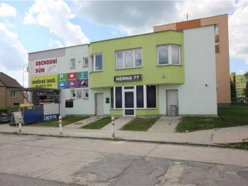 Pronájem výrobních prostor 390 m², Soběslav