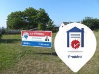 Prodej pozemku 789 m², Choustník