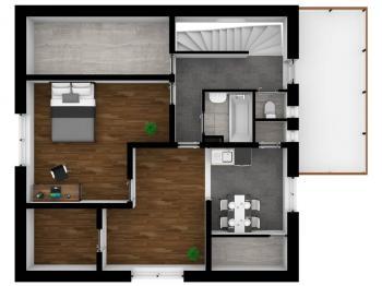 Prodej domu v osobním vlastnictví 205 m², Tábor