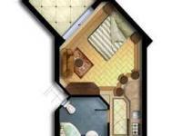 Prodej bytu 1+kk v osobním vlastnictví 46 m², Hurgada City