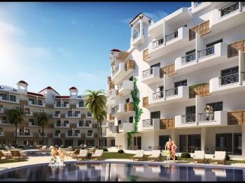 Prodej bytu 1+kk v osobním vlastnictví 48 m², Hurghada