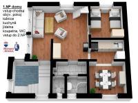 Prodej domu v osobním vlastnictví 84 m², Chýnov