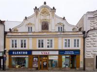 Pronájem obchodních prostor 105 m², Pelhřimov