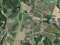 K.ú. Prudice  - Prodej pozemku 120821 m², Nemyšl