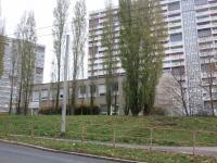 Pohled ze silnice (Pronájem kancelářských prostor 16 m², Chomutov)