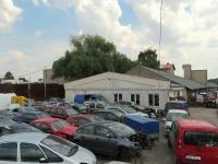 Prodej komerčního objektu 7639 m², Slaný