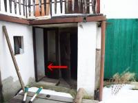 vstup na suchou toaletu (Prodej chaty / chalupy 41 m², Pochvalov)
