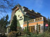 Prodej hotelu 1500 m², Chomutov