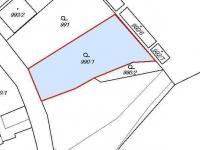 Prodej pozemku 267 m², Duchcov