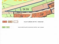 náhled Územního plánu  (Prodej pozemku 5133 m², Vejprty)
