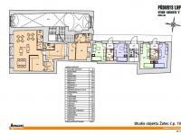 Pronájem obchodních prostor 208 m², Žatec