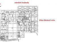 Pronájem komerčního objektu 700 m², Žatec