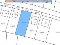 Prodej pozemku 726 m², Mašťov