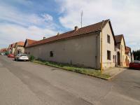 pohled z ulice (Prodej domu v osobním vlastnictví 80 m², Ctiněves)