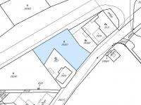 Prodej pozemku 1235 m², Černovice