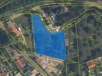 Prodej pozemku 1851 m², Jirkov