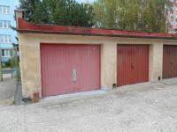 Prodej garáže 21 m², Chomutov