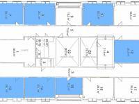 Pronájem kancelářských prostor 30 m², Žatec