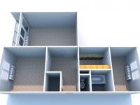 Prodej bytu 2+1 v osobním vlastnictví, 66 m2, Žatec