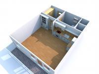 Prodej bytu 1+kk v osobním vlastnictví 44 m², Praha 9 - Libeň
