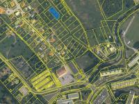 Prodej pozemku 1124 m², Chomutov
