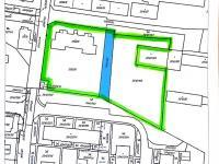 Prodej komerčního objektu 7464 m², Louny