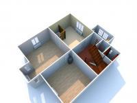 1NP (Prodej domu v osobním vlastnictví 150 m², Žatec)