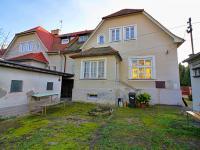 Pohled na dům ze zahrady (Prodej domu v osobním vlastnictví 150 m², Žatec)