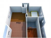 2NP (Prodej domu v osobním vlastnictví 150 m², Žatec)