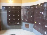 Vstupní vestibul, schránky (Prodej bytu 2+1 v osobním vlastnictví 59 m², Ostrava)