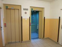 Nové výtahy (Prodej bytu 2+1 v osobním vlastnictví 59 m², Ostrava)
