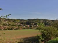 Pohled na obec - Prodej chaty / chalupy 67 m², Brodec