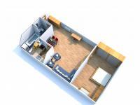 Pronájem bytu 2+1 v osobním vlastnictví 66 m², Smolnice