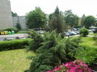 výhled z lodžie (Prodej bytu 4+1 v družstevním vlastnictví 89 m², Chomutov)