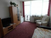 pokoj (Prodej bytu 1+1 v osobním vlastnictví 44 m², Chomutov)