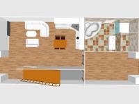 přízemí (Prodej domu v osobním vlastnictví 164 m², Lenešice)