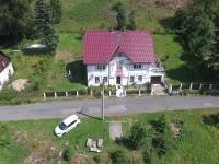pohled na dům  - Prodej domu v osobním vlastnictví 400 m², Vejprty